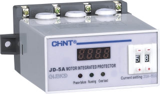 JD-5A Integrated Motor Protector