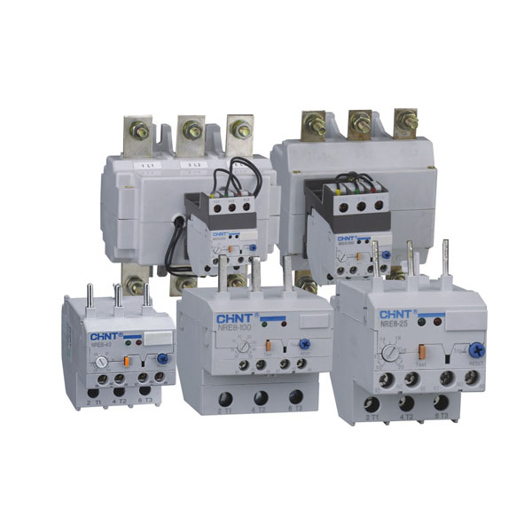 NRE8 Electronic Overload Relay