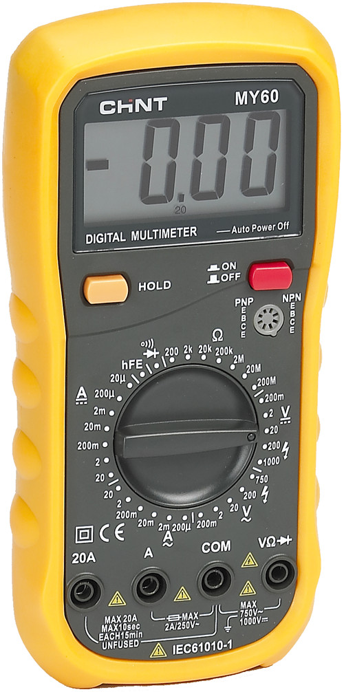 MY60/64 digital multi-meter