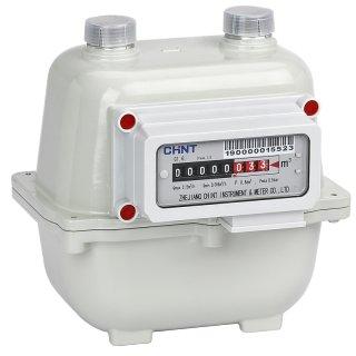 G1.6, G2.5 Small Diaphragm Gas Meter (Aluminum)