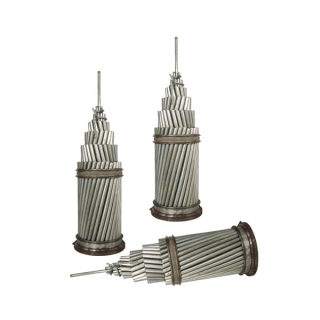 Aluminium Stranded Conductors and Aluminium Conductor with Steel-reinforced