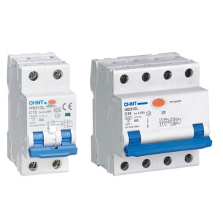 NB310L(3PN) Residual Current  Operated Circuit Breaker  with over-current protection (Magnetic)