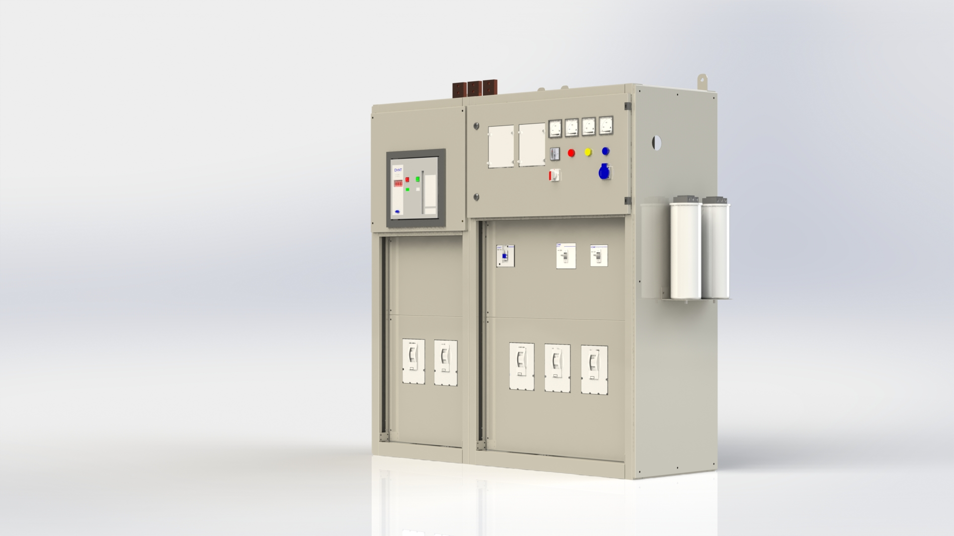 LPK-Low Voltage Panel For Kiosk