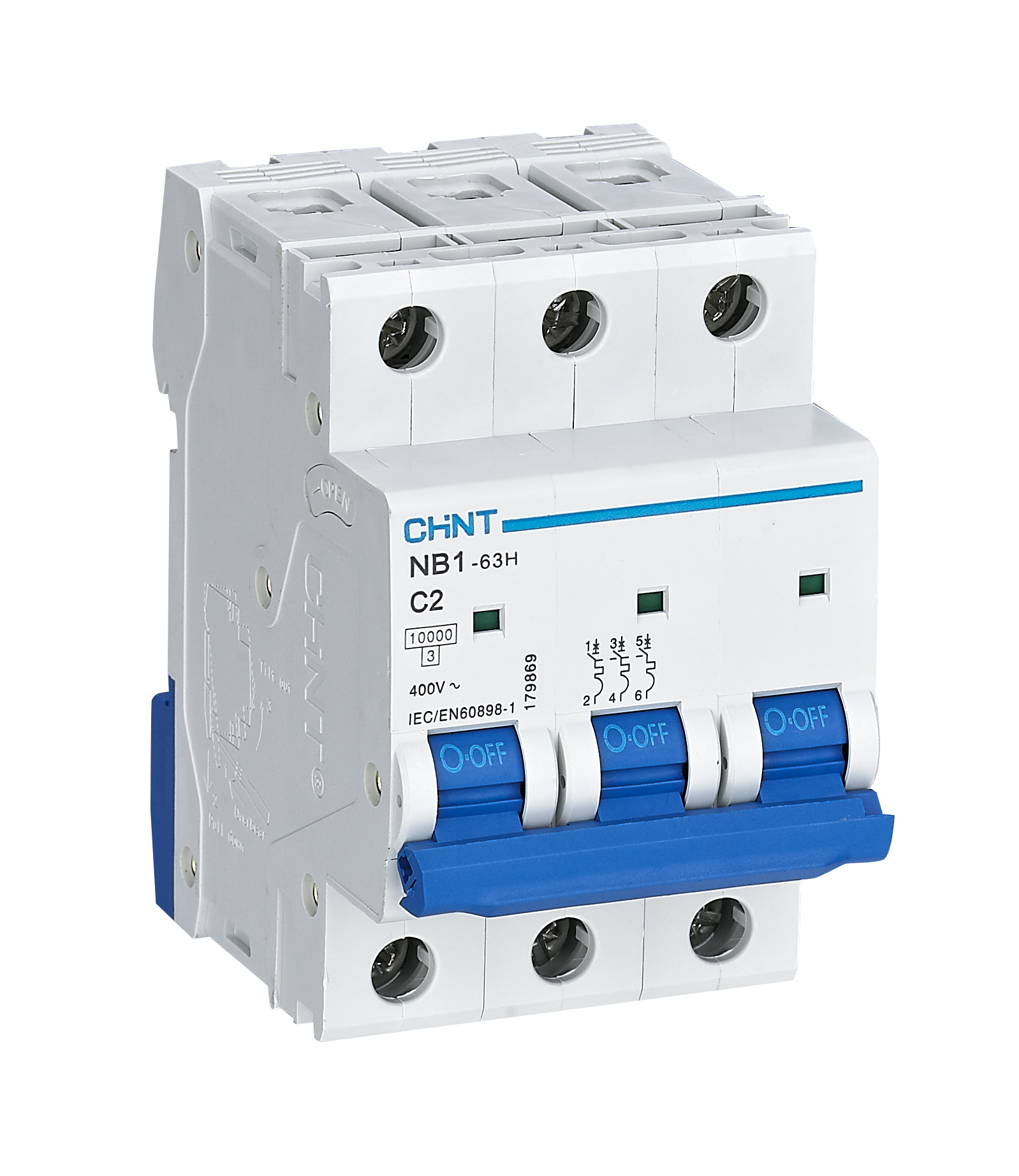 NB1-63 Miniature Circuit Breaker