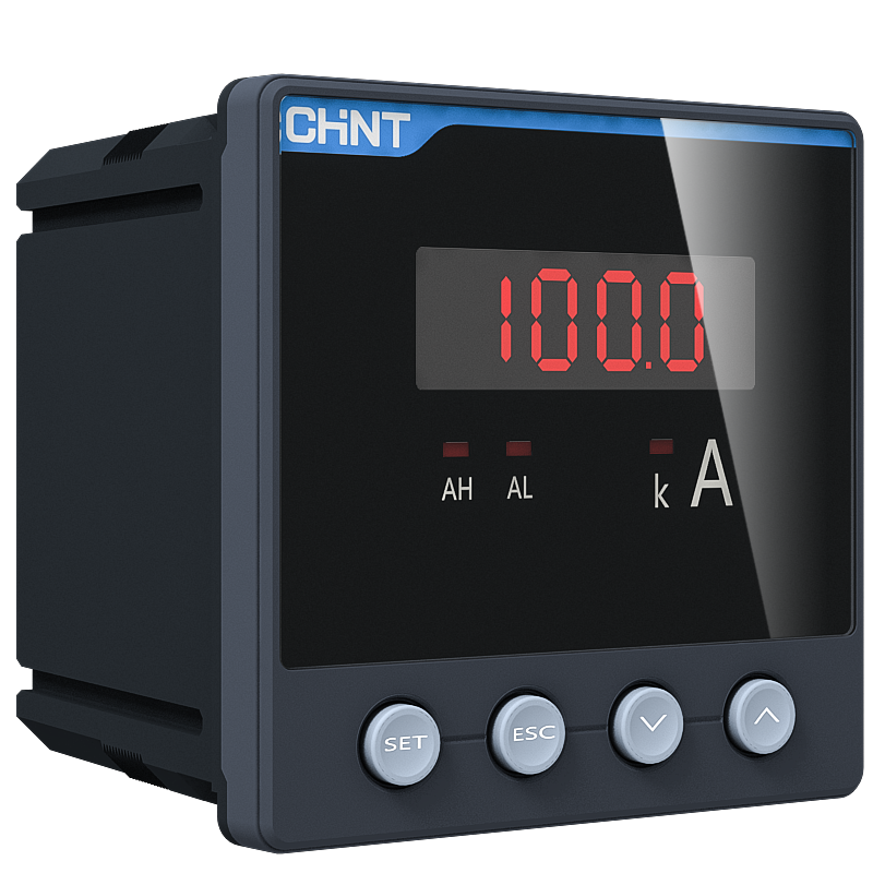 PA/PZ666-□ series Single Phase Digital Ammeter, Voltmeter
