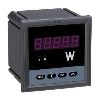 PS7777-□ series digital active/reactive power meter