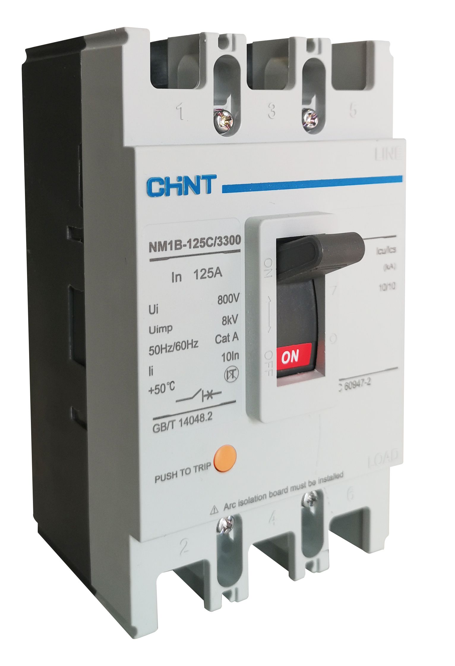NM1B Moulded Case Circuit Breaker