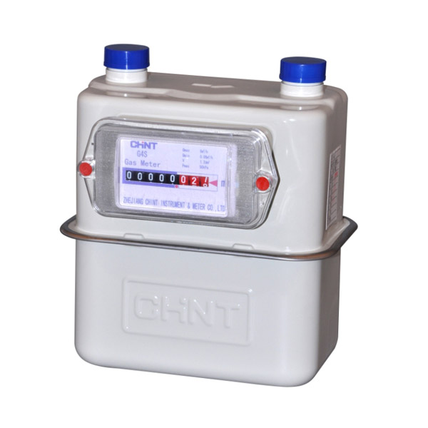 G1.6S,G2.5S,G4S Steel Case Gas Meter