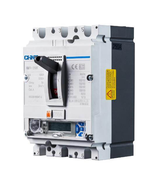 NM8N moulded case circuit breaker