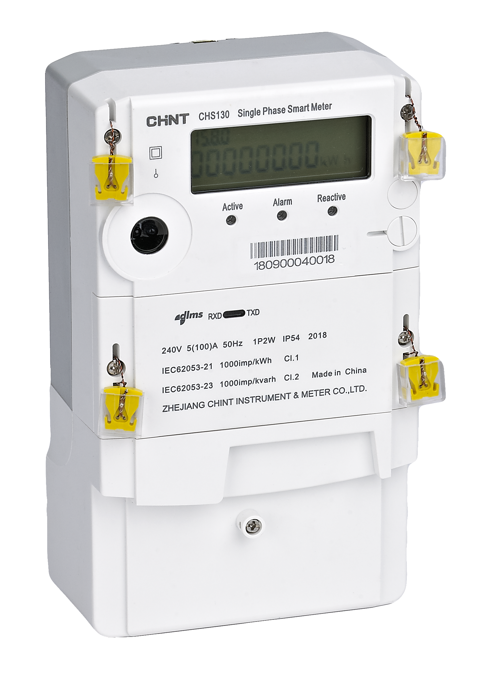 CHS130 Single Phase Smart Meter