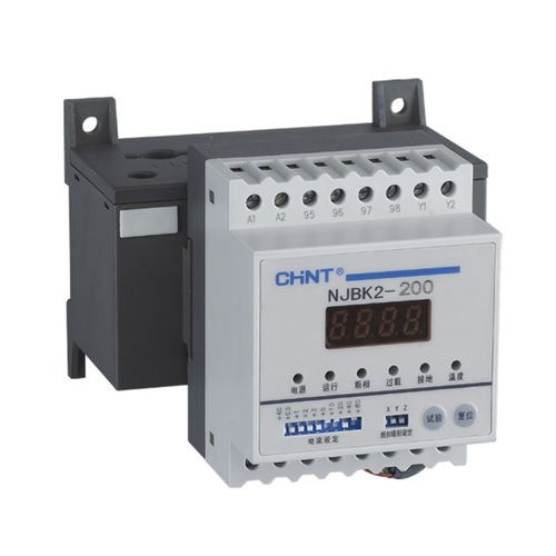 NJBK2 Motor Protection Relay