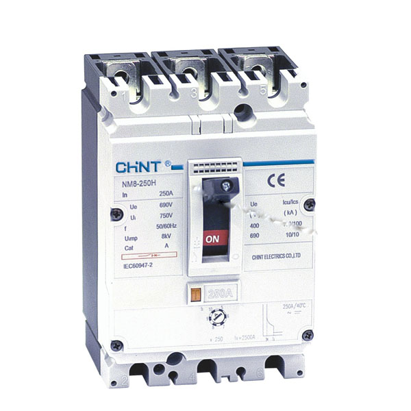 NM8(S)Moulded Case Circuit Breaker