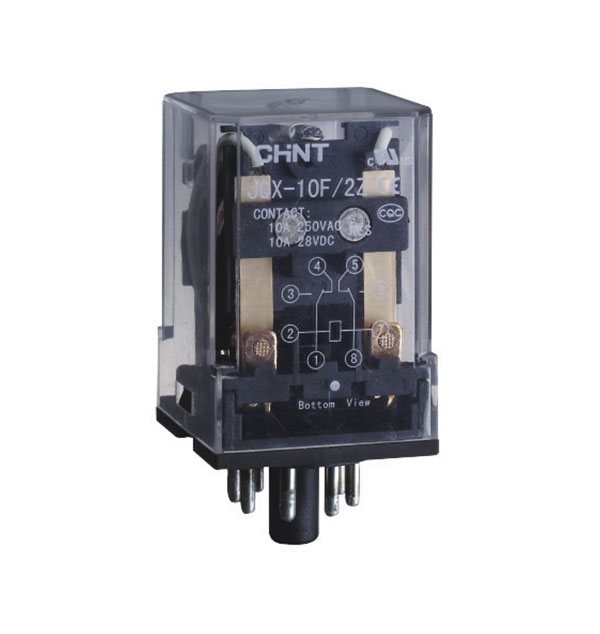JQX-10F Miniature Power Relay