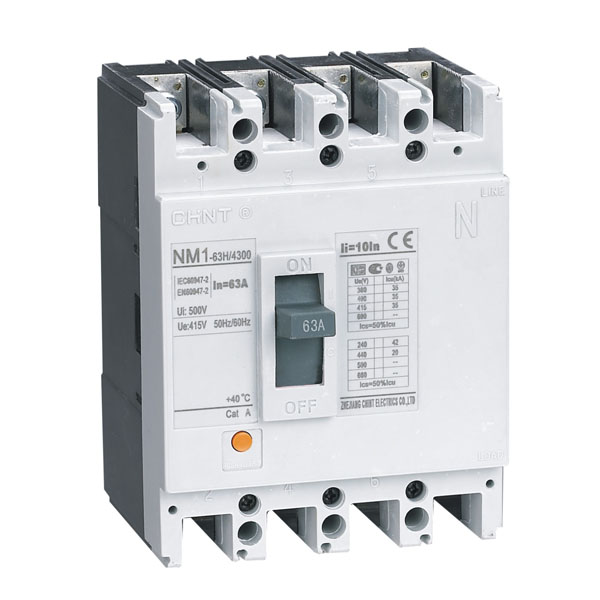 NM1 Moulded Case Circuit Breaker