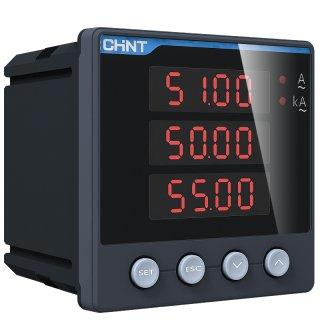 PA/PZ666-□ series Three Phase Digital Ammeter/Voltmeter