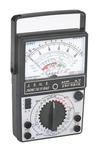 MF47 pointer type multi-meter