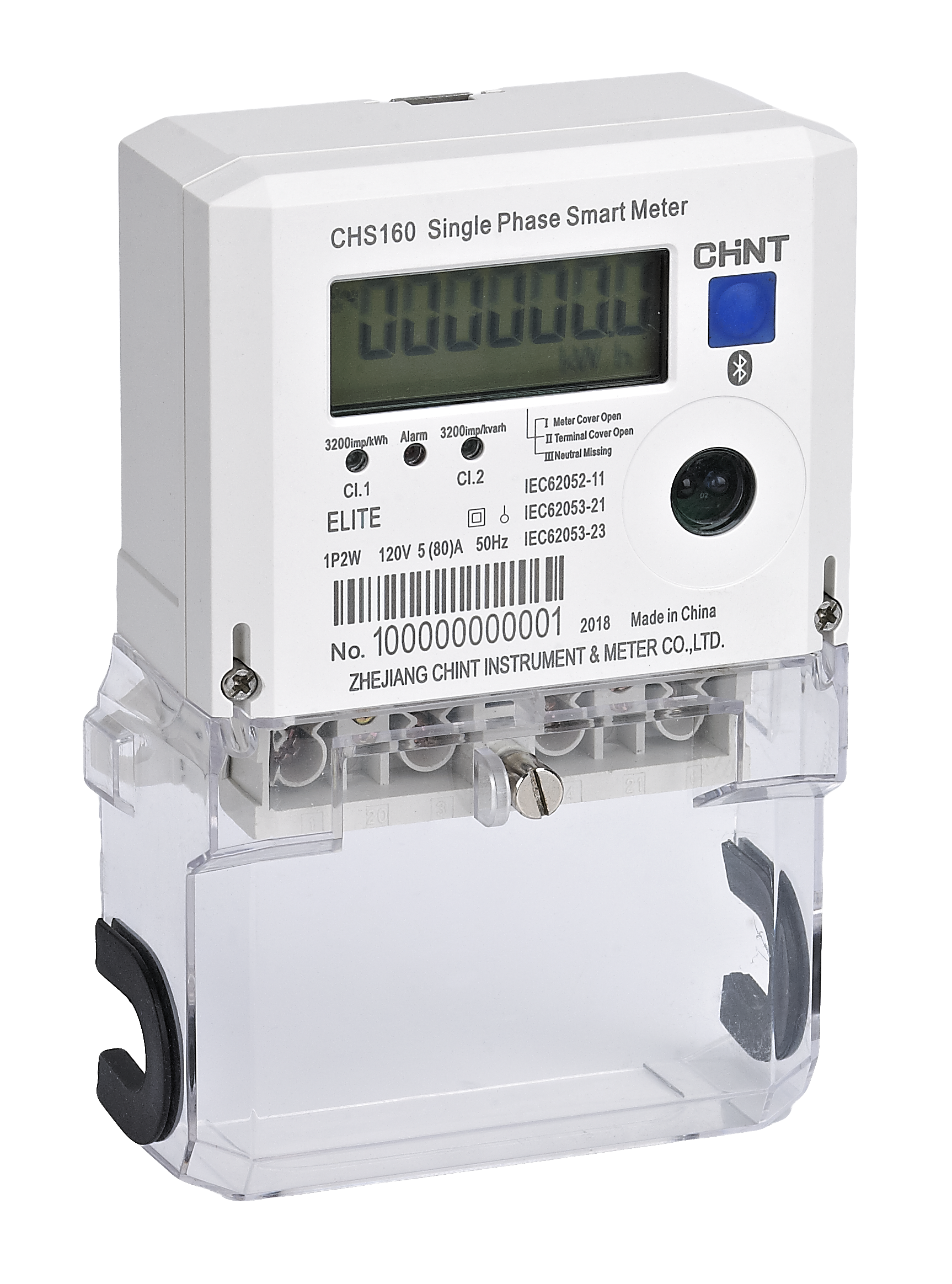 CHS160 Single Phase Smart Meter