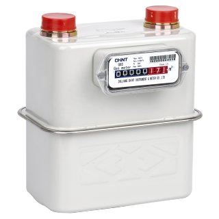 G6S, G10S, G16S, G25S Industrial & Commercial Gas Meter (Steel)