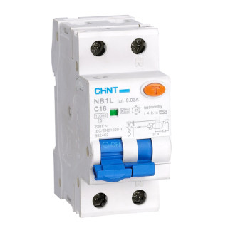NB1L Residual Current Operated Circuit Breaker with Over-current Protection(Magnetic)