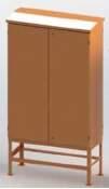 TDB-Orange Box -Temporary Distribution Board