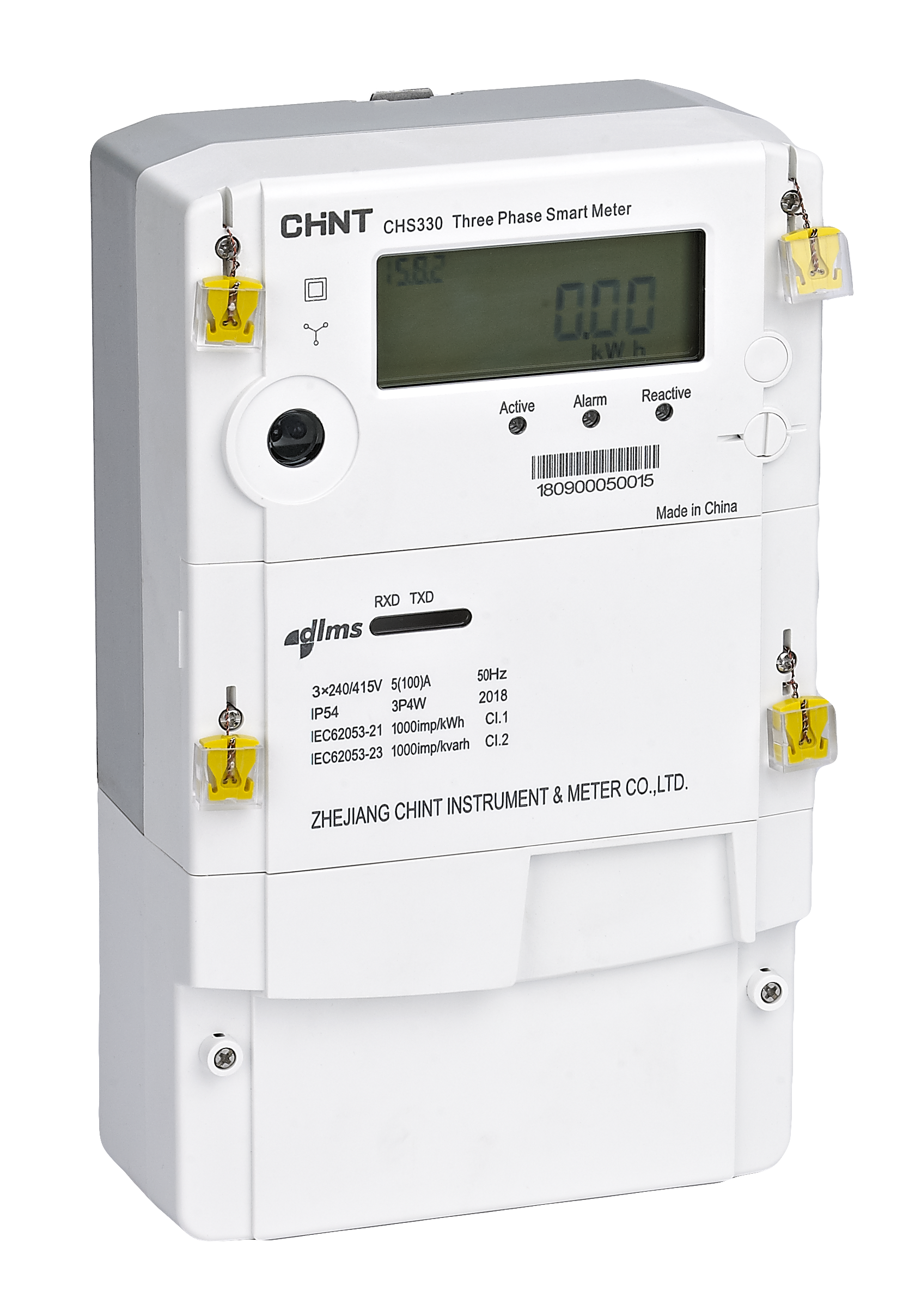 CHS330 Three Phase Smart Meter
