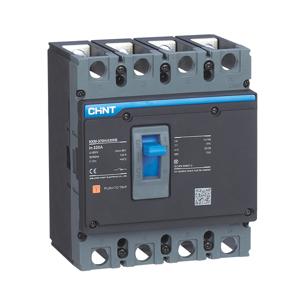 NXM Series Moulded Case Circuit Breaker