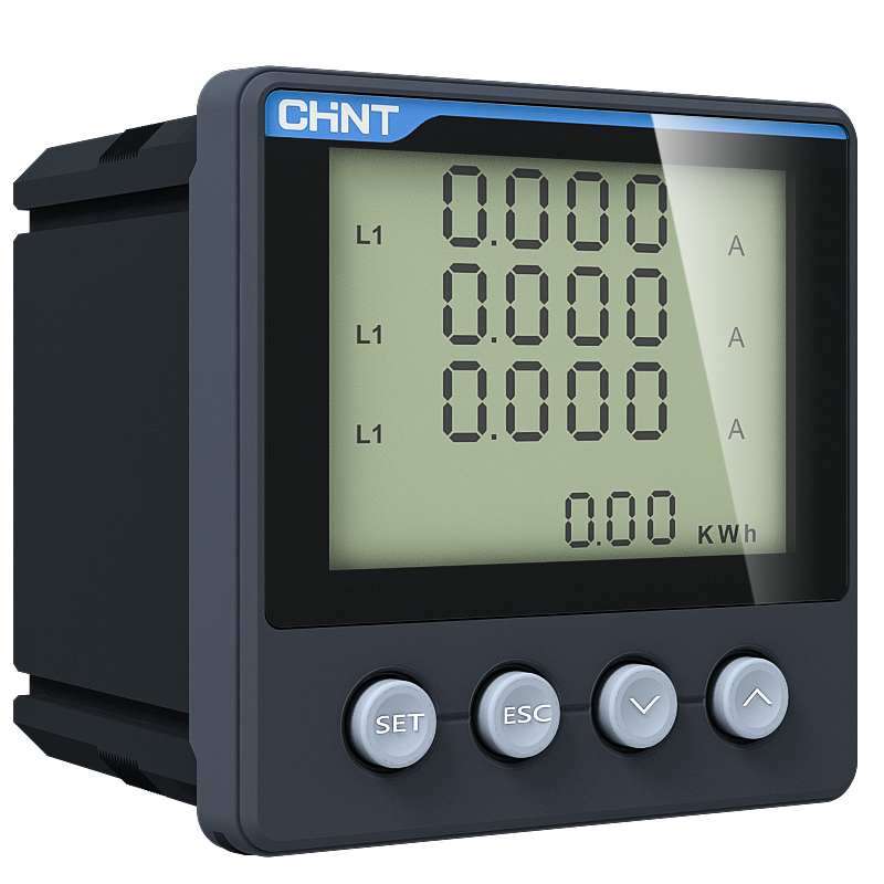 PD666-□ series Three Phase Digital Multi-function Meter