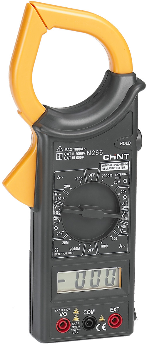 N266 series digital clamp meter