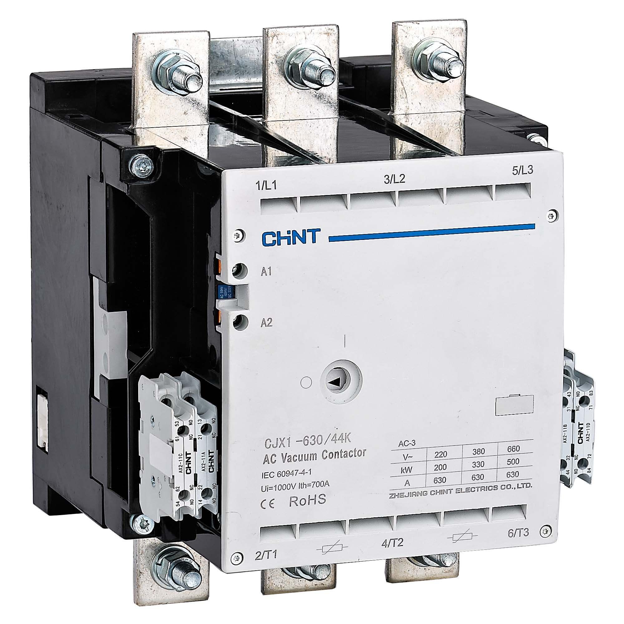 CJX1-K AC vacuum contactor
