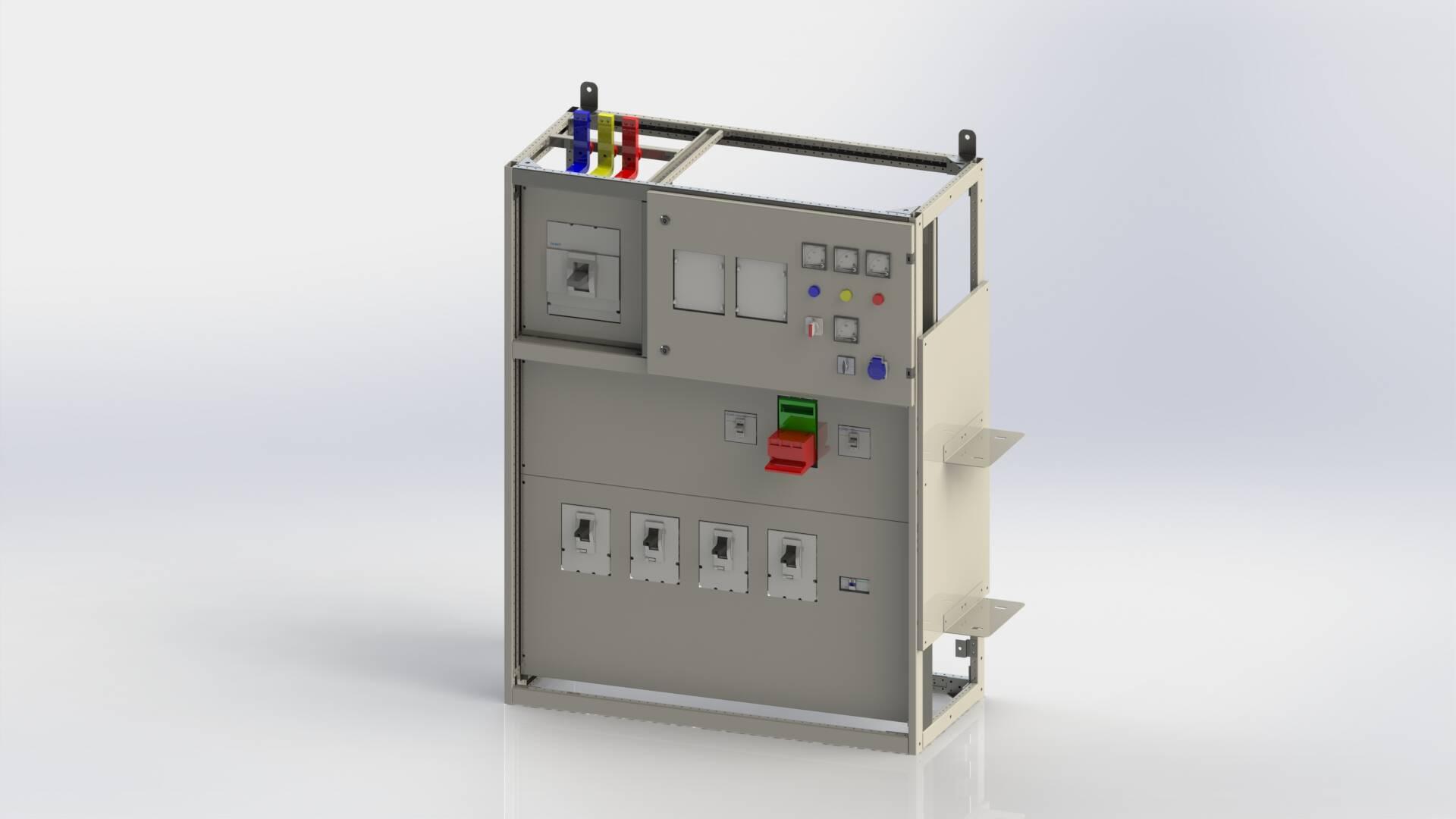 LPK-Low Voltage Panel For Kiosk