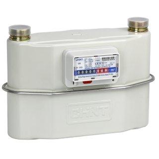 G1.6S, G2.5S, G4S Wide Center Distance Diaphragm Gas Meter (Steel)