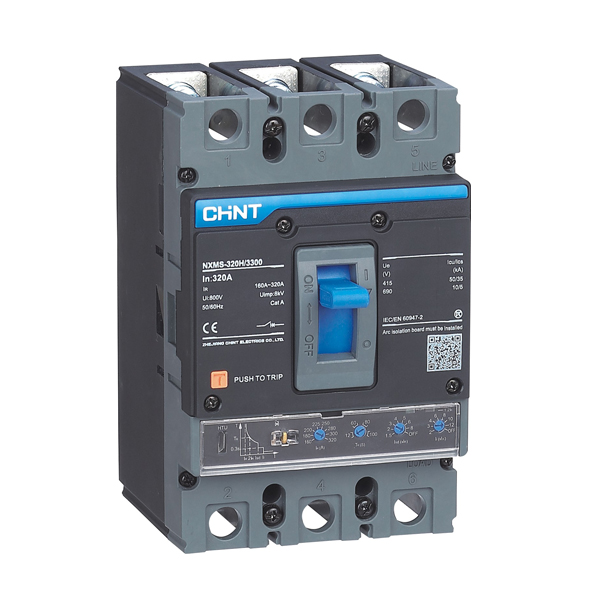 NXMS Series Moulded Case Circuit  Breaker