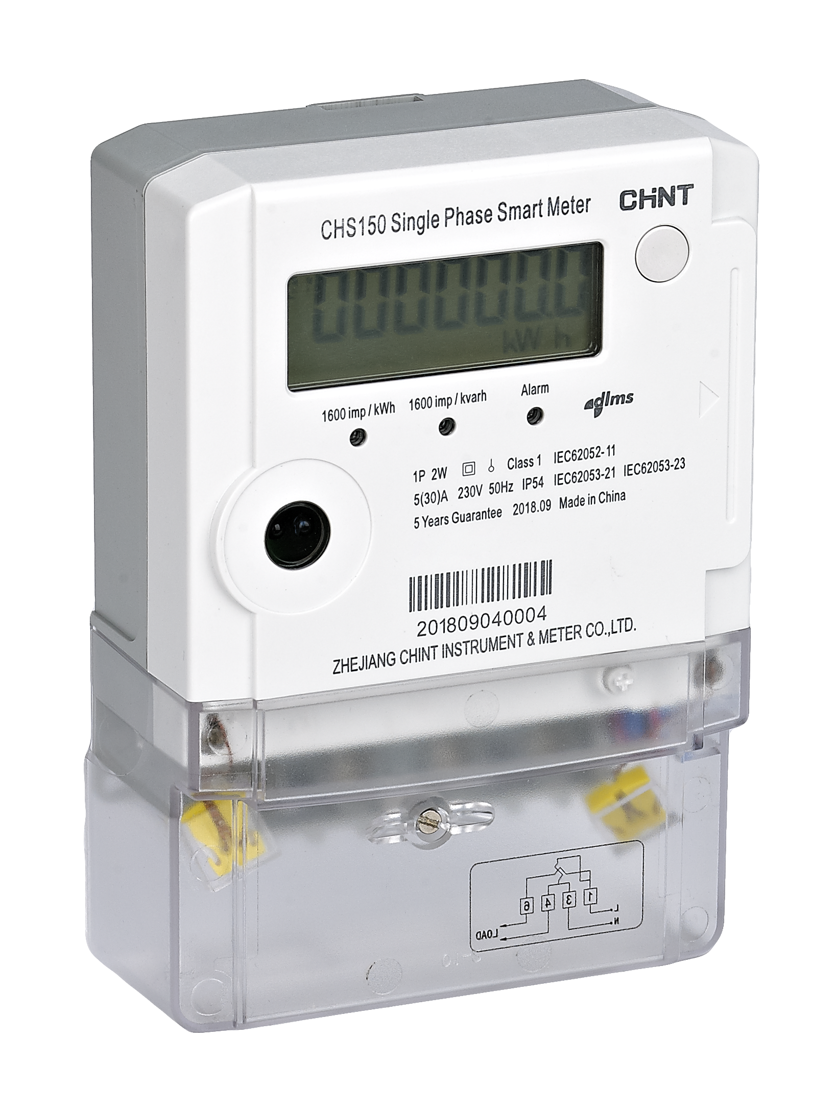 CHS150 Single Phase Smart Meter