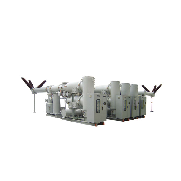 126kV Gas Insulated Switchgear(GIS)