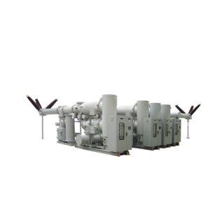 126kV Gas Insulated Switchgear(GIS)
