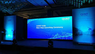"""CHINT India """"New Step Launching Ceremony"""""""