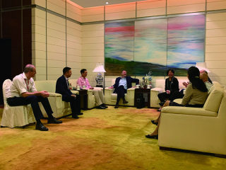 "CHINT & VEOLIA: ""Moments"" of Veolia China  Purchase Seminar 2019"