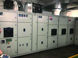 CHINT Empower Malaysia Country Garden Forest City  Power System