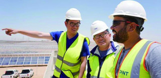 CHINT Empowering Egypt PV Industrial Park for Clean Energy