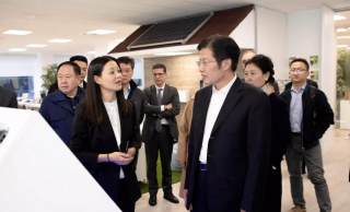 Gao Yunlong gave thumbs-ups to localization of CHINT Spain