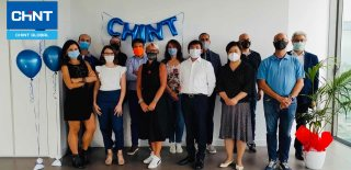 New start, bright future! CHINT Italy moves to the new office