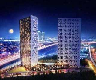 Wanda Mandarin Istanbul Hotel project of CHINT Turkey successfully launched