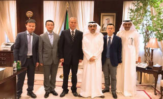 A Gift for the 50th Anniversary of Kuwait-China Diplomatic Ties